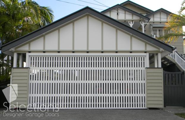 ... Horizontal/Vertical Slat & Horizontal/Vertical Slat Door Range | Selections Designer Garage Doors Pezcame.Com