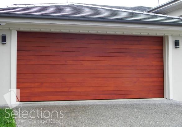 Western Red Cedar Door Range, Western Red Cedar Garage Door